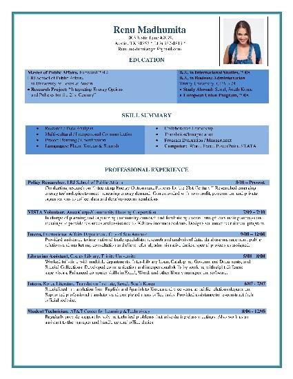Resume Samples | Free Resume Samples - Resume Samples Download
